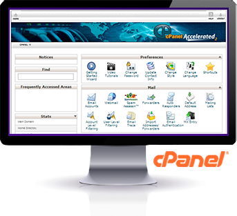 cpanel powered